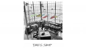 Flashcard: Dad's Shop